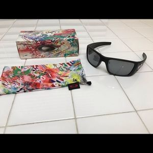 Global Series Oakley Fuel Cell Sunglasses